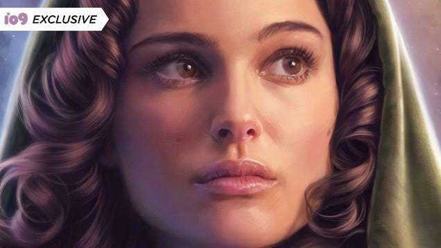 Get a Look Inside Star Wars: Queen's Hope, as Padmé Makes a Tough Decision