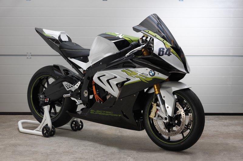 Bmw Just Released An Electric Superbike Experiment We