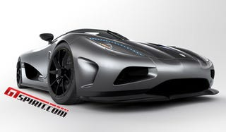 Illustration for article titled Gallery: Koenigsegg Agera