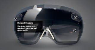 Illustration for article titled Date un paseo por el concepto de Project Hololens en este prototipo 3D
