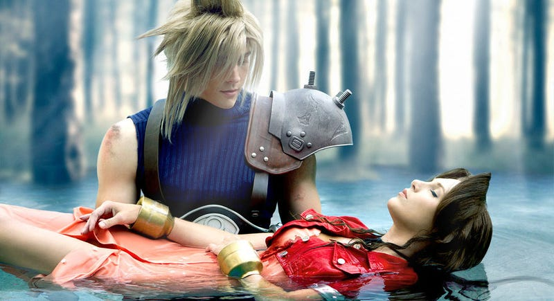 Illustration for article titled Final Fantasy VII Cosplay Is Dead Perfect