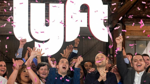 Lyft s Messy IPO Gets More Complicated Thanks to Two Investor Class-Action Lawsuits