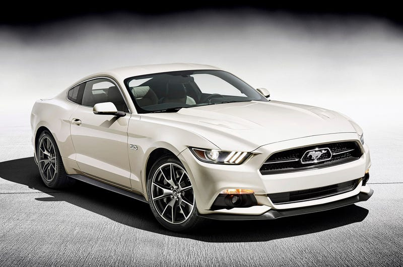Illustration for article titled Why would anyone buy a new Mustang GT?