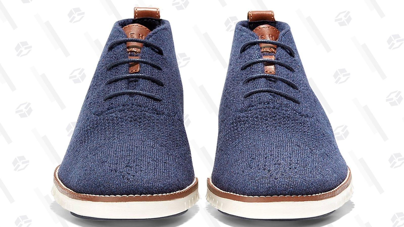 33f3a584250d Cole Haan s Lightweight Wool Shoes Are Like Sweaters For Your Feet