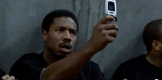 Screenshot from Fruitvale Station