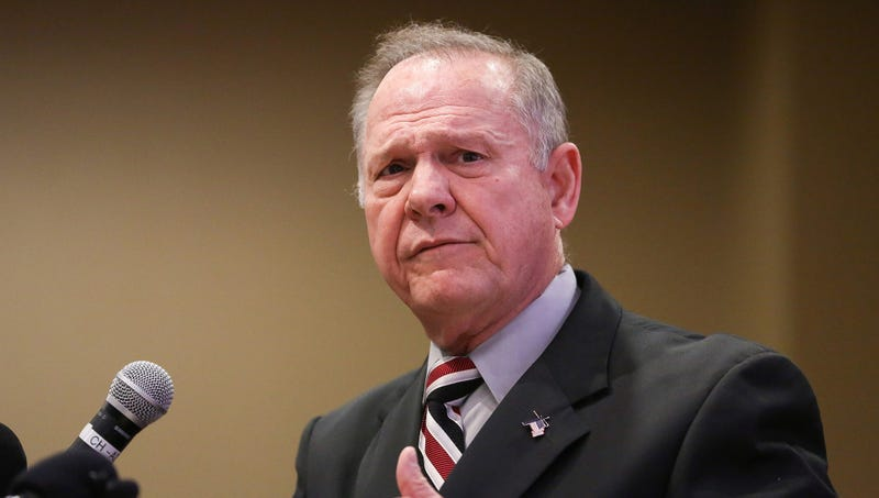 Illustration for article titled Baffled DNC Plant Roy Moore Not Sure What Else He Could Have Done To Defame Republican Party