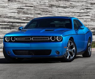 Illustration for article titled I want a Dodge challenger, life accepted the challenge