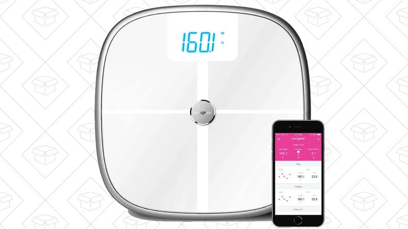 Koogeek Smart Scale