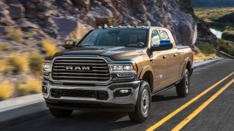 This is the Last Year You Can Buy a New Full-Sized Pickup Truck With