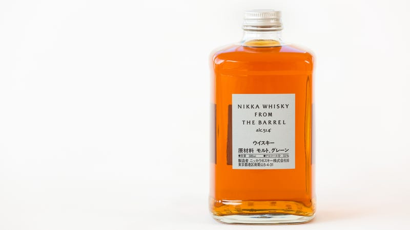 Illustration for article titled A beloved Japanese whisky is headed to the U.S., and we might even be able to afford it