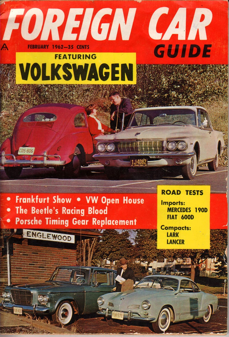 Illustration for article titled It's 1962. What mad tyte JDM parts are you going to buy for your Volkswagen?
