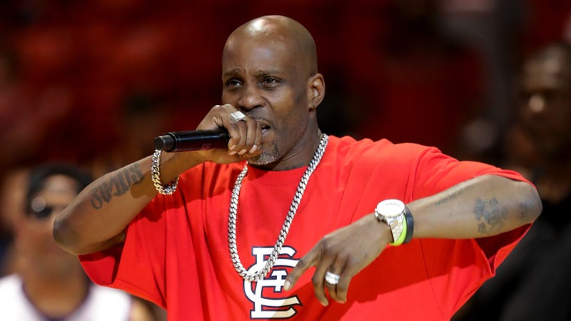 """Illustration for article titled DMX played """"Slippin'"""" for his sentencing judge, still got a year in jail"""