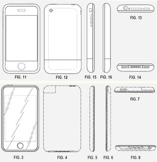 "Illustration for article titled Apple Finally Gets Its Patent for That ""iPhone"" Thing"