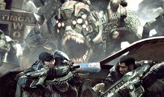 Illustration for article titled Double Your Gears of War 2 Video Intake This Friday