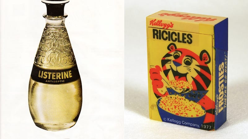 Illustration for article titled Vintage Packaging of Famous Products Makes Me Want to Live in Yesterday