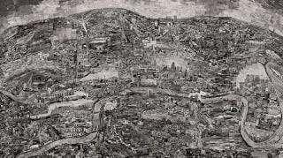 Illustration for article titled These Incredible Maps Were Made with Thousands of Photographs