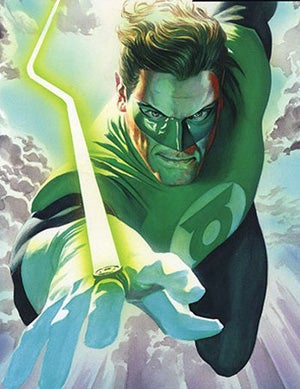 Illustration for article titled Green Lantern May Be Canadian?