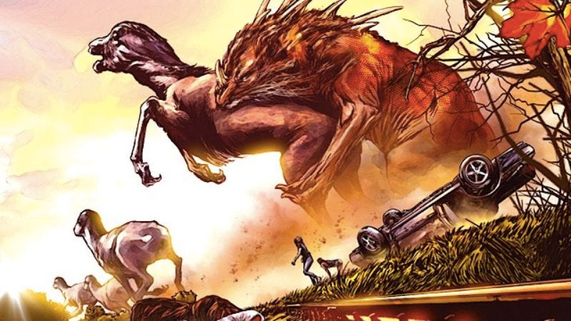 Enormous comic book is being adapted into enormous miniseries