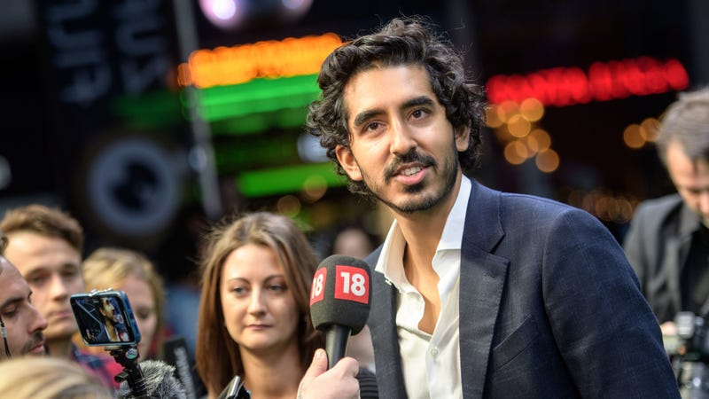 Illustration for article titled Will Somebody Please Hang Out With Dev Patel on His Birthday?