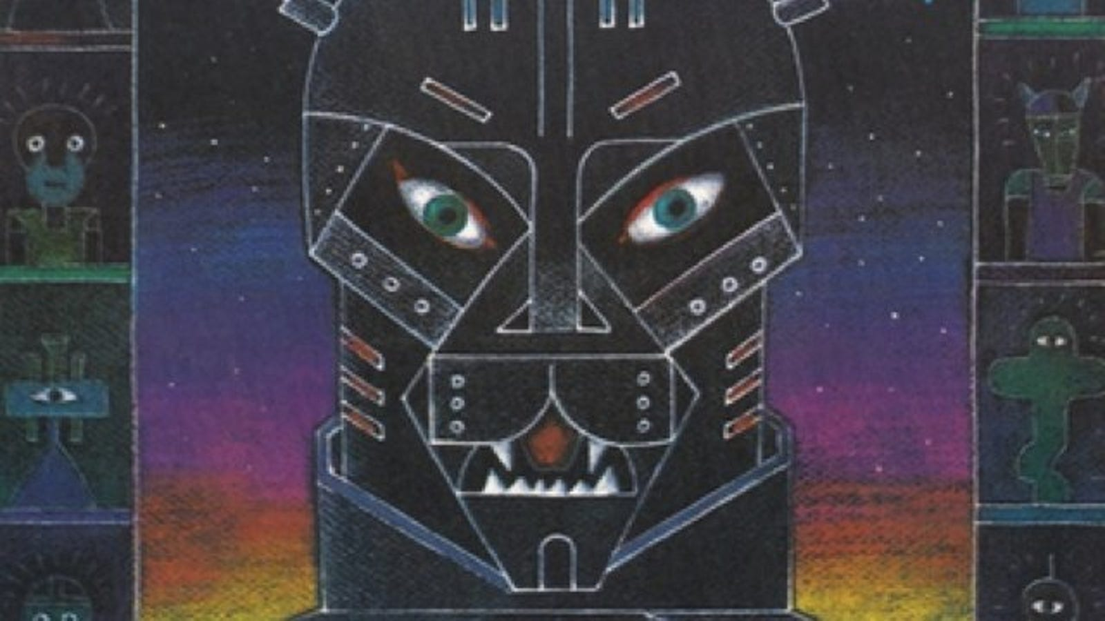 You Can Own These Russian Star Wars Posters, Advertising A Cat-Faced Vader And Greedo -4422