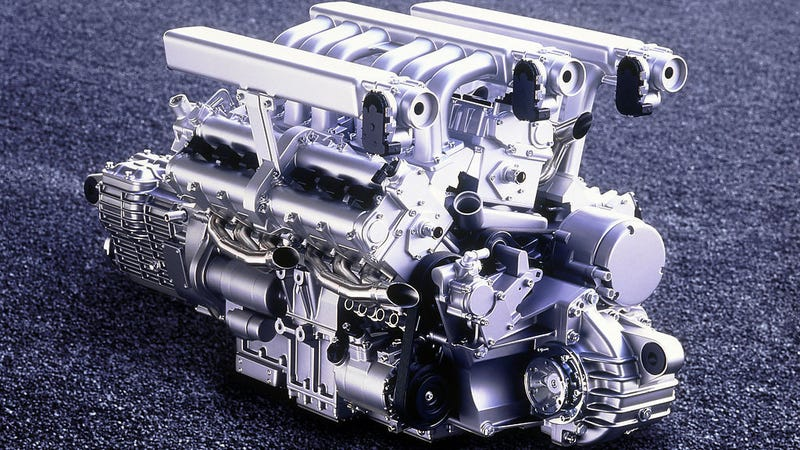 The ten most complicated car engines ever made sciox Choice Image