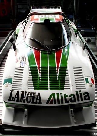 Illustration for article titled Umm, Hmmmm... Lancia (said like Mr Herbert)