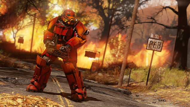 Overpowered 'Frog Legs' Are Dominating Fallout 76's Battle Royale Mode