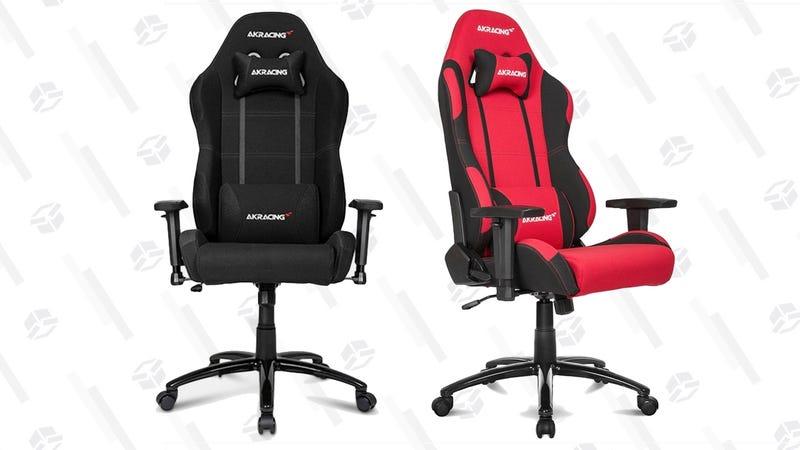 AK Racing Core Series EX/EX Wide Gaming Chair | $186 | Drop