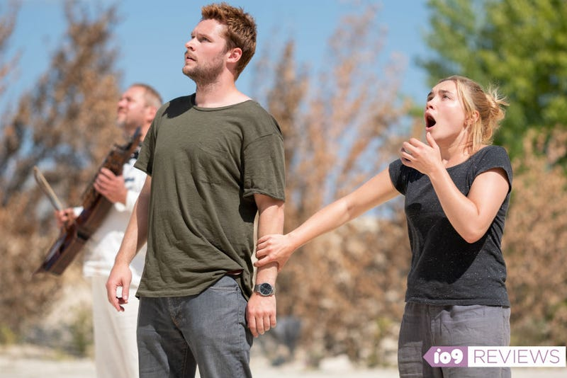 Christian (Jack Reynor) and Dani (Florence Pugh) see something awful.