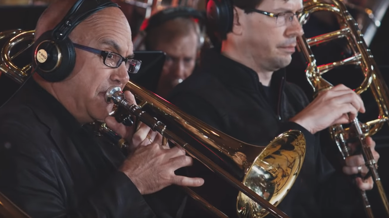 BoveAudio's low brass ensemble.