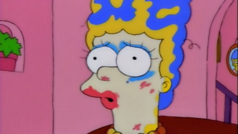Illustration for article titled Marge Simpson is getting her own makeup line