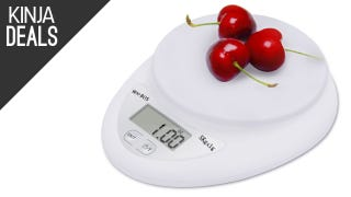 At $8, There's No Reason Not to Own a Kitchen Scale