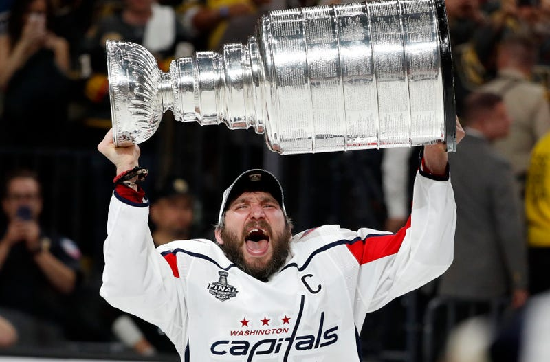 Illustration for article titled The Capitals Are Finally Champions