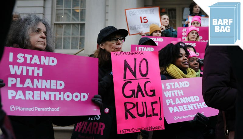 Illustration for article titled Planned Parenthood Is Withdrawing From Title X Federal Funds Over Trump-Era Abortion Gag Rule