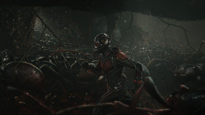 Illustration for article titled You Won't Believe Where the Ant-ManEnd Credits Scene Comes From