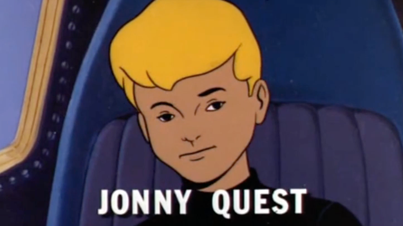 Illustration for article titled Lego Batman Movie's Chris McKay to direct live-action Jonny Quest adaptation