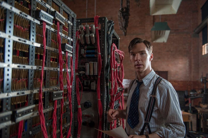Illustration for article titled Cumberbatch Nails It, But The Imitation Game Still Disappoints