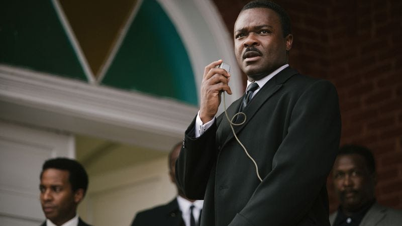 Illustration for article titled Selma's David Oyelowo on the challenges of playing Dr. Martin Luther King Jr.
