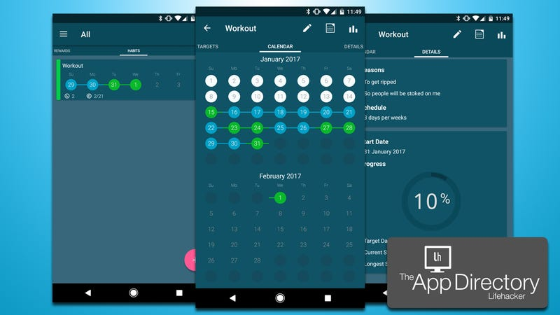The Best Habit Tracking App For Android