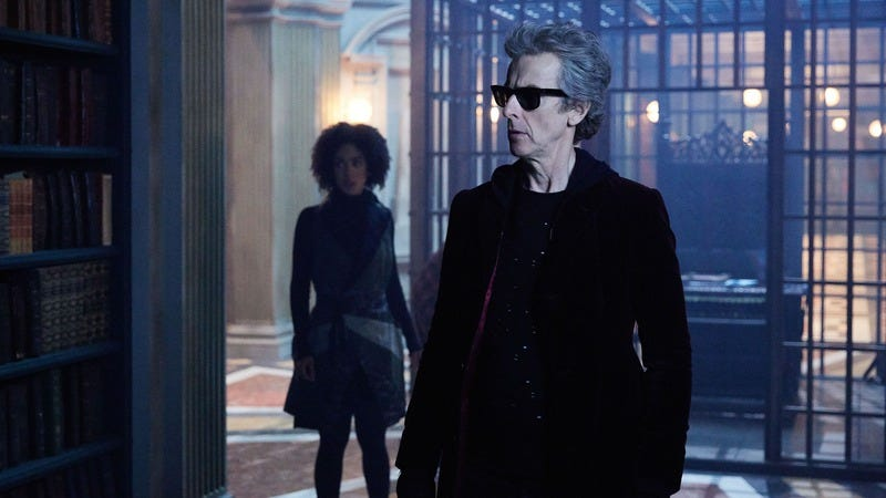 A great, experimental Doctor Who considers a world where all hope is gone