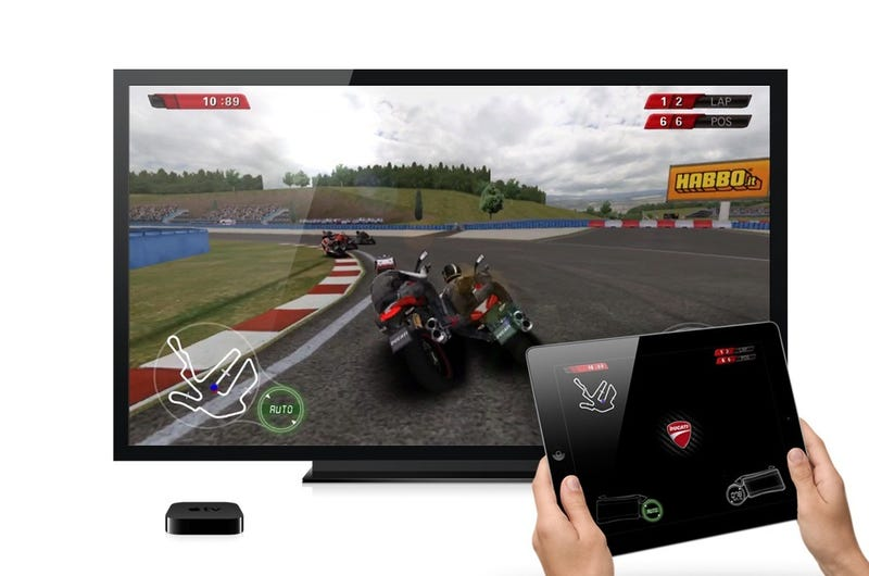 Illustration for article titled ¿Xbox One vs PS4? No, la gran guerra de consolas será Apple vs Google