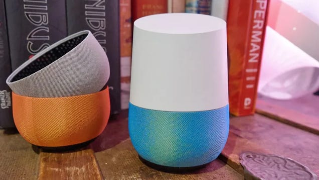 Get a Google Home Speaker for $70