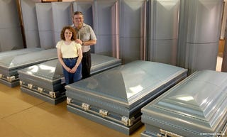 Goliath Casket in Indiana can outfit the morbidly obese.