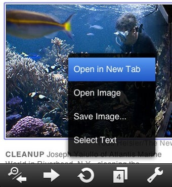 Opera Mini for iPhone Available for Download