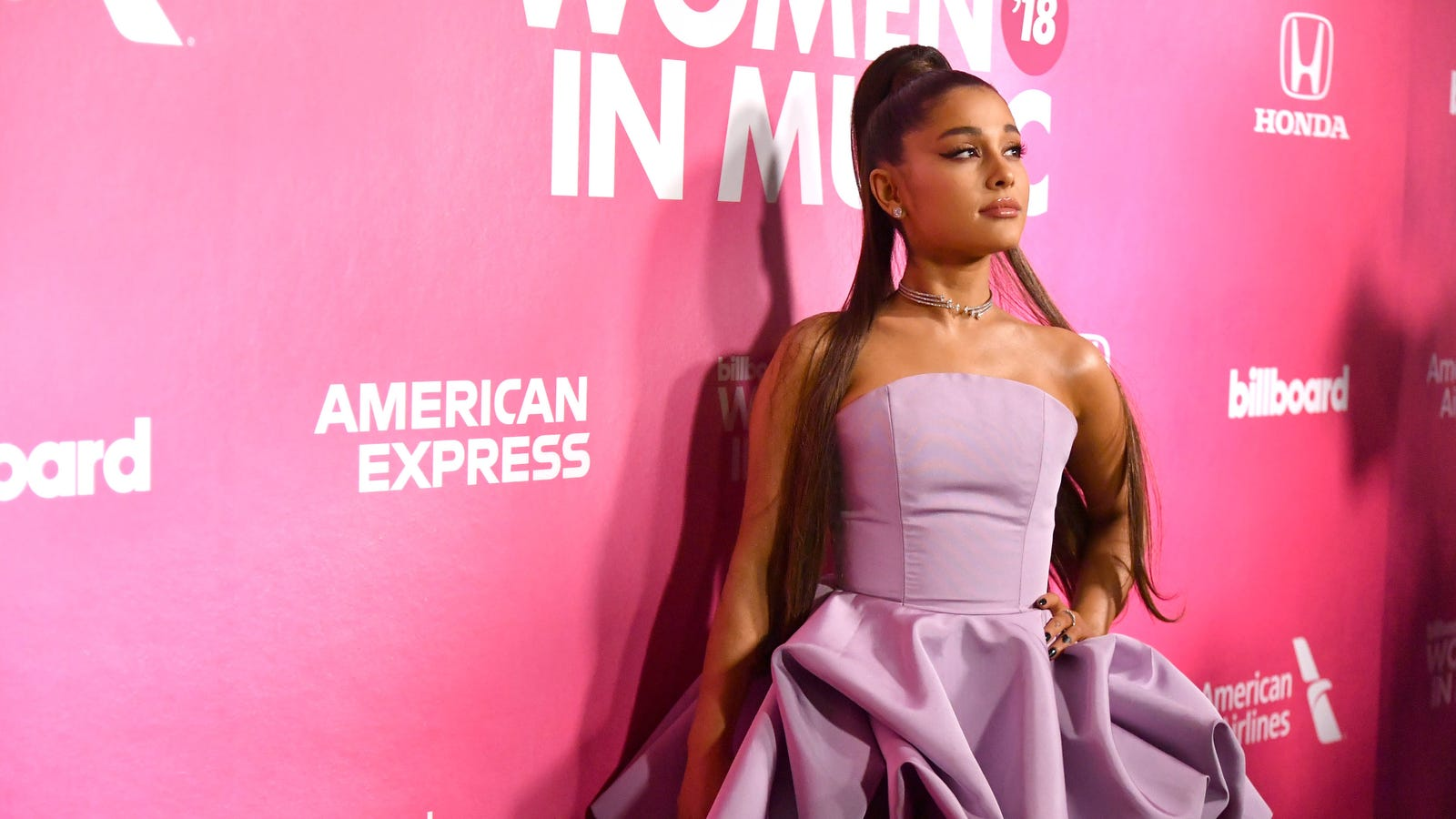 Ariana Grande's new album will be available next month