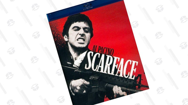 Scarface (1983) [Blu-ray] | $6 | Amazon