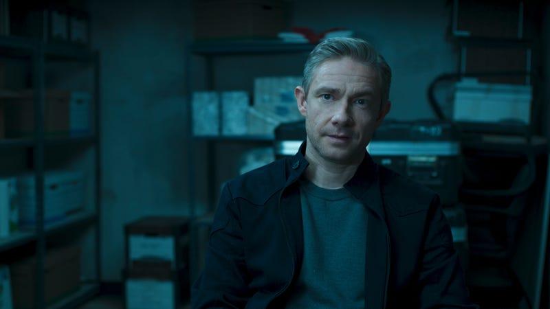 Martin Freeman in Black Panther