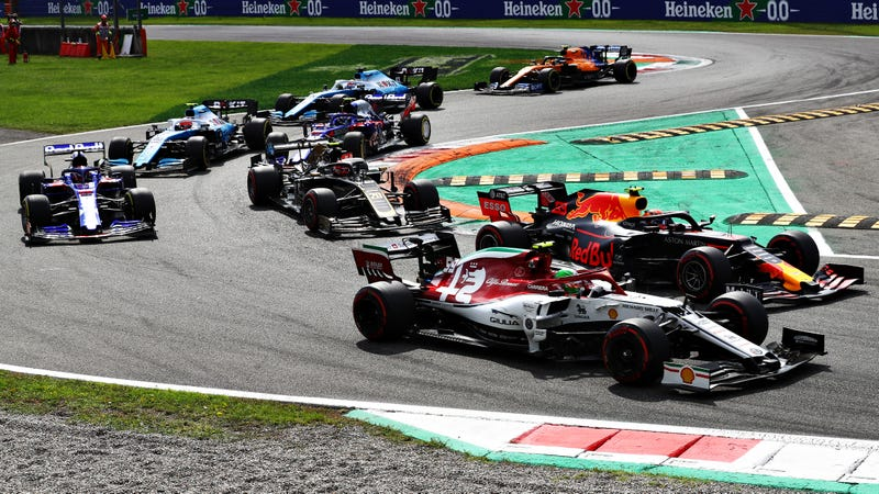 Should Formula One Actually Opt For Qualifying Races?