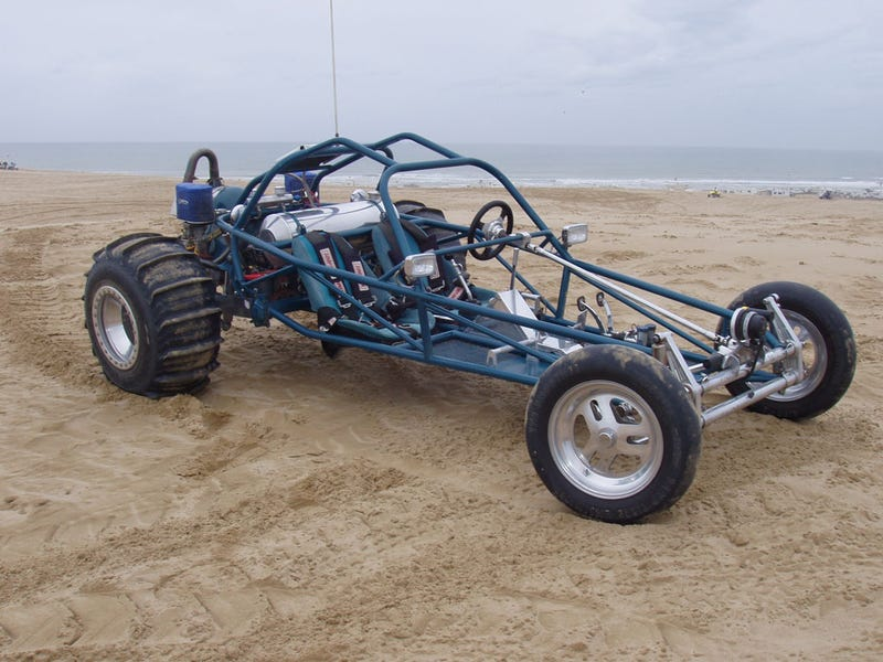 Illustration for article titled Oppo Help Needed: Las Vegas Dune Buggy Rentals