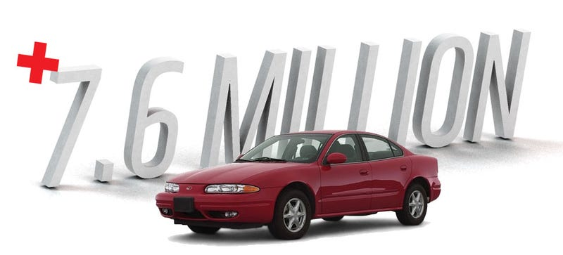 Illustration for article titled GM Recalls 7.6 Million More Cars, Three Deaths Reported